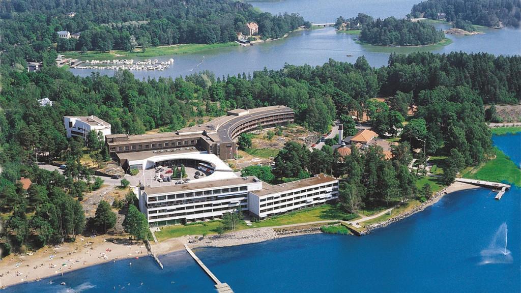 Hilton Kalastajatorppa - nykyinen