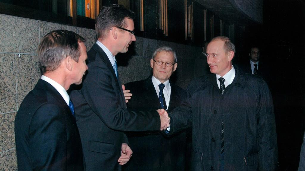 Hilton Kalastajatorppa - Putin