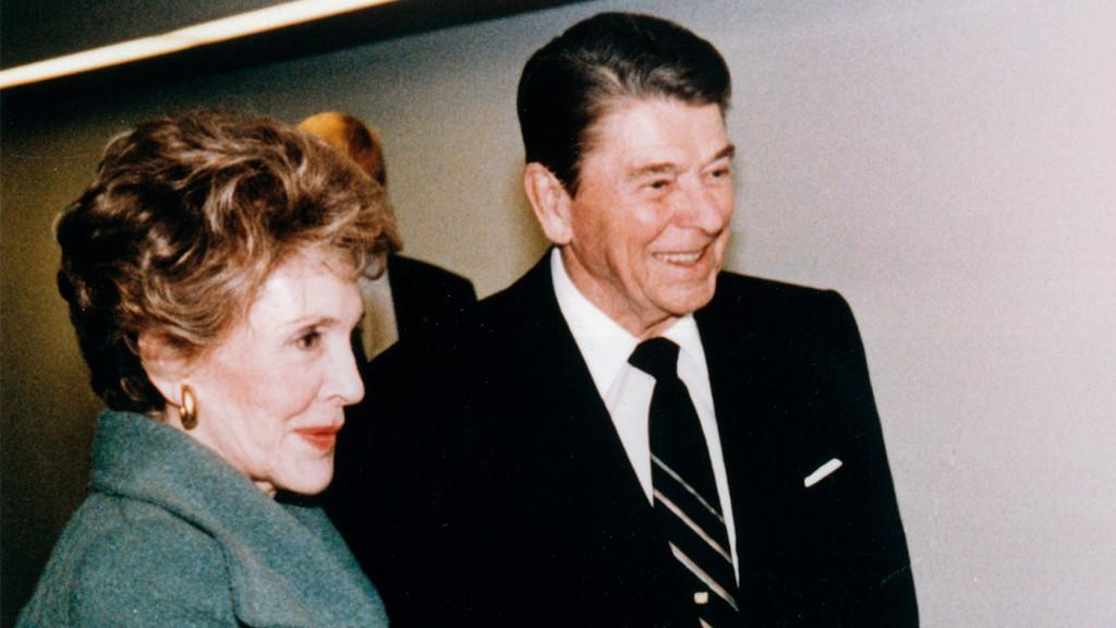 Hilton Kalastajatorppa - Ronald ja Nancy Reagan